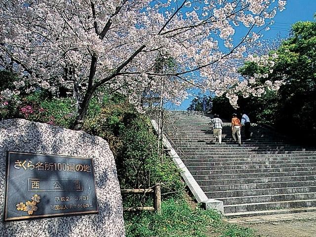 西公園(福岡県)