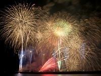 ふじさわ江の島花火大会・写真