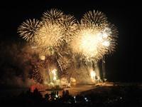 第37回海洋博公園花火大会・写真