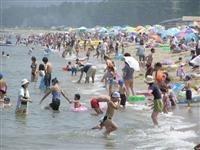 島尾海水浴場・写真