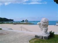 恩納海浜公園ナビービーチ・写真