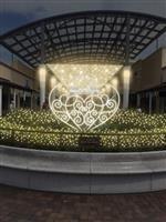 酒々井プレミアム・アウトレット Winter Illumination・写真