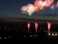 平成29年度さいたま市花火大会 大和田公園会場