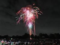 平成29年度さいたま市花火大会 東浦和 大間木公園会場