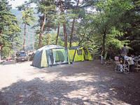 このまさわキャンプ場・写真
