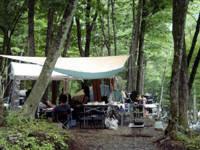 センタービレッジキャンプ場・写真