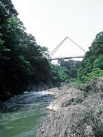 高津戸峡・写真