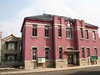 桐生市近代化遺産絹撚記念館・写真