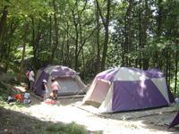 高崎市観音山キャンプパーク・ジョイナス・写真