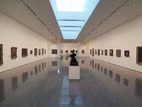 群馬県立近代美術館・写真