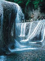 吹割の滝・写真