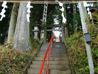 猿ヶ京神明神社・写真