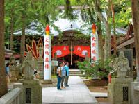 迦葉山龍華院弥勒護国寺・写真