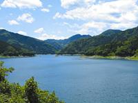 神流湖(群馬県)・写真