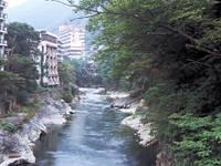 水上温泉郷・写真