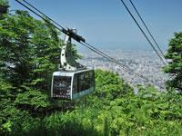 札幌もいわ山ロープウェイ・写真
