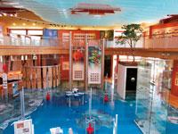 洞爺湖ビジターセンター・火山科学館・写真