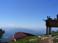 1000m台地展望台(ニセコアンヌプリゴンドラ)
