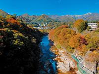 諏訪峡大橋・写真
