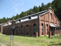 旧丸山変電所・写真