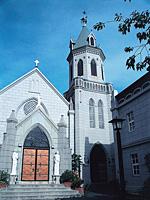 カトリック元町教会・写真