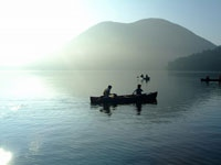 然別湖ネイチャーセンター・写真