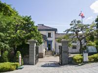 函館市旧イギリス領事館・写真