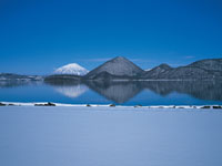洞爺湖・中島・写真