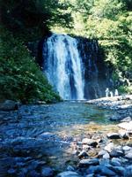 熊越の滝・写真