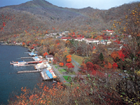 支笏湖温泉・写真
