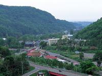 朝里川温泉