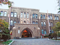 北海道大学総合博物館・写真