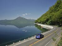 支笏湖・写真