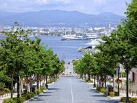 八幡坂・写真