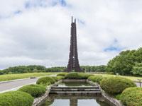 百年記念塔・写真