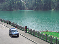 さっぽろ湖・写真