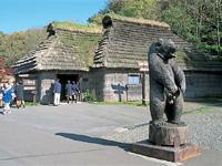 アイヌ民族博物館(白老ポロトコタン)・写真