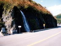 フンベの滝・写真