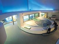 釧路圏摩周観光文化センター・写真