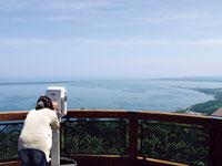 サロマ湖展望台・写真