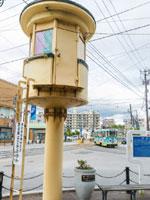 市電操車塔