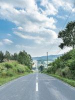 ジェットコースターの路・写真
