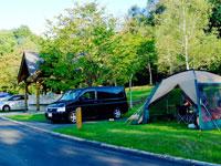 二風谷ファミリーランドオートキャンプ場・写真
