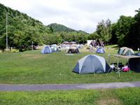 穂別キャンプ場・写真