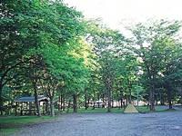浦河町オロマップキャンプ場・写真