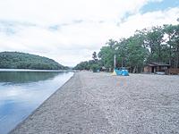 和琴半島湖畔キャンプ場・写真
