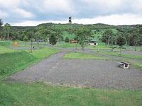 つるい村民の森オートキャンプ場・写真