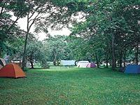 塘路元村キャンプ場・写真