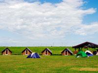 きりたっぷ岬キャンプ場・写真