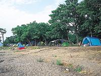 砂湯キャンプ場・写真